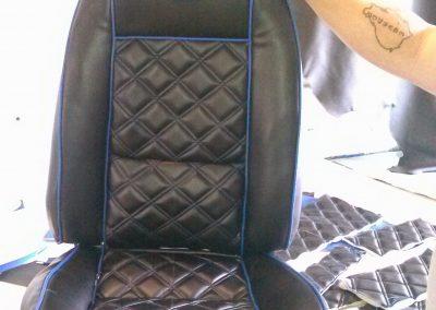 trans -am seats