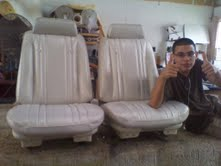 69 CHEVELLE SEATS
