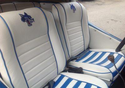 buggy seats custom