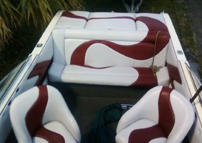 cop boat seat