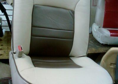 f 150 seat
