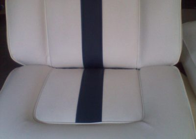 loung seats 4 boat