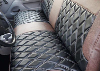 truck seat diamond stitch 2019