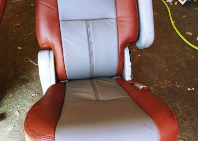 yukon seats custom 10 2019